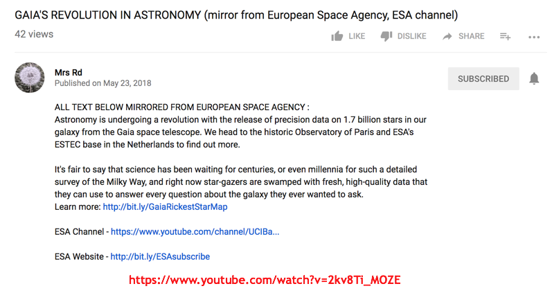 Flat Earth NOT – FlatEarthLunacy articles for reference - Y