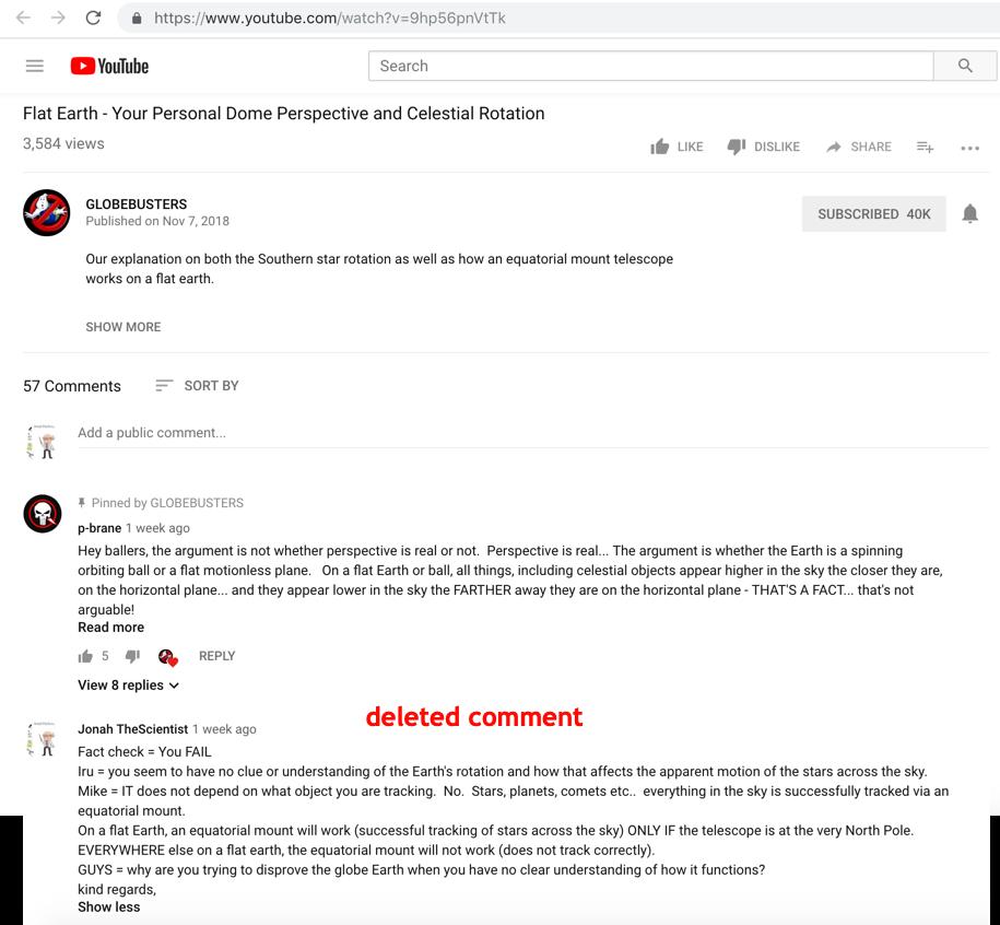 Joel Richardson Youtube 2019